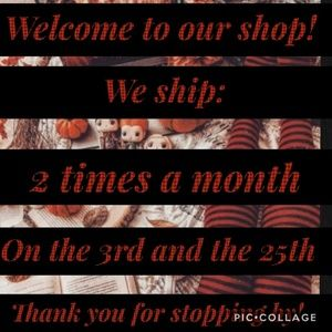 Other - Thank you for shopping with us!